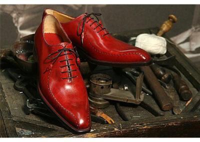 Lavorazione Blake Alceste Shoes alceste shoes scarpe su misura lavorazione blake 749