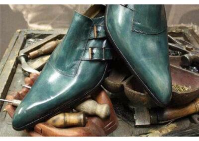 Lavorazione Blake Alceste Shoes alceste shoes scarpe su misura lavorazione blake 752