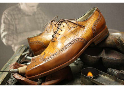 Lavorazione Blake Alceste Shoes alceste shoes scarpe su misura lavorazione blake 754