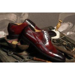 Lavorazione Blake Rapid Alceste Shoes alceste shoes scarpe su misura lavorazione blake rapid 778