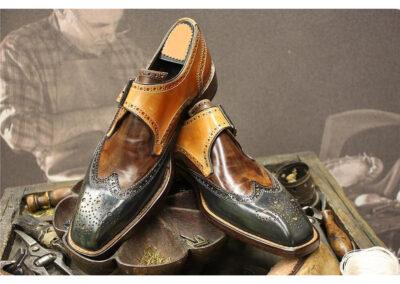 Lavorazione Blake Rapid Alceste Shoes alceste shoes scarpe su misura lavorazione blake rapid 779