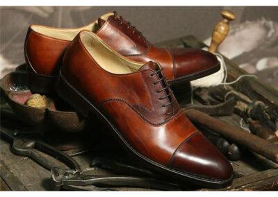 Lavorazione Blake Rapid Alceste Shoes alceste shoes scarpe su misura lavorazione blake rapid 781