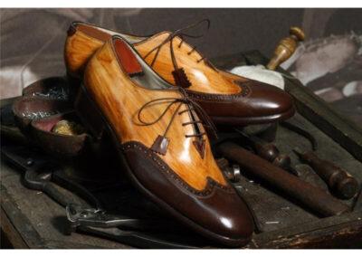 Lavorazione Blake Rapid Alceste Shoes alceste shoes scarpe su misura lavorazione blake rapid 782