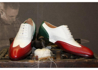 Lavorazione Blake Rapid Alceste Shoes alceste shoes scarpe su misura lavorazione blake rapid 784