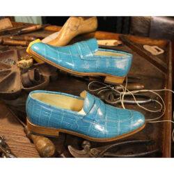 Lavorazione Blake Rapid Alceste Shoes alceste shoes scarpe su misura lavorazione blake rapid 787