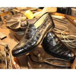 Lavorazione Blake Rapid Alceste Shoes alceste shoes scarpe su misura lavorazione blake rapid 788