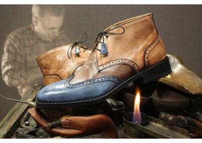 Lavorazione Blake Rapid Alceste Shoes alceste shoes scarpe su misura lavorazione blake rapid 790
