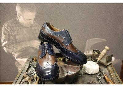 Lavorazione Goodyear Alceste Shoes alceste shoes scarpe su misura lavorazione goodyear 655