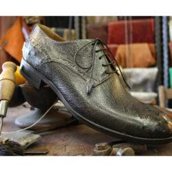 Lavorazione Goodyear Alceste Shoes alceste shoes scarpe su misura lavorazione goodyear 660