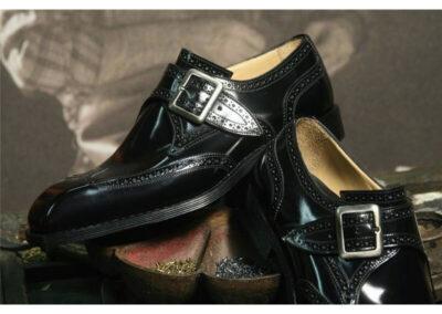 Lavorazione Goodyear Alceste Shoes alceste shoes scarpe su misura lavorazione goodyear 662