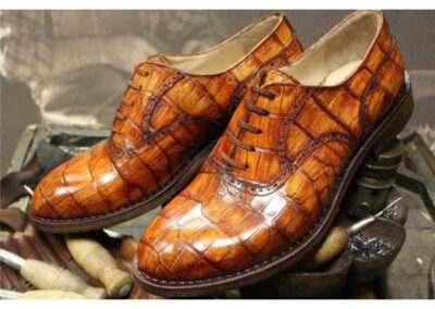 Lavorazione Goodyear Alceste Shoes alceste shoes scarpe su misura lavorazione goodyear 663