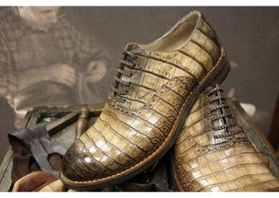 Lavorazione Goodyear Alceste Shoes alceste shoes scarpe su misura lavorazione goodyear 666