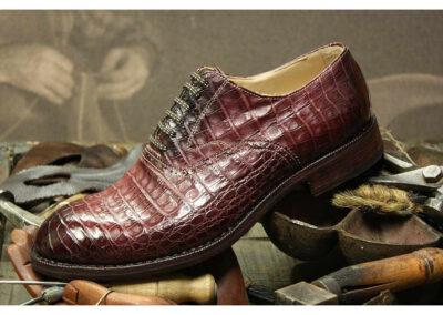 Lavorazione Goodyear Alceste Shoes alceste shoes scarpe su misura lavorazione goodyear 669
