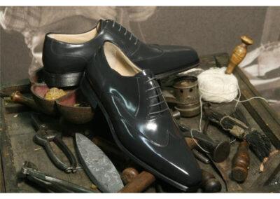 Lavorazione Goodyear Alceste Shoes alceste shoes scarpe su misura lavorazione goodyear 671