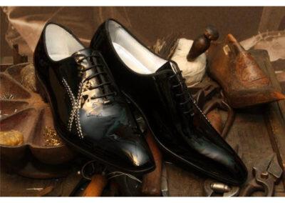 Scarpe da cerimonia Alceste Shoes alceste shoes scarpe su misura lavorazione scarpe da cerimonia 925