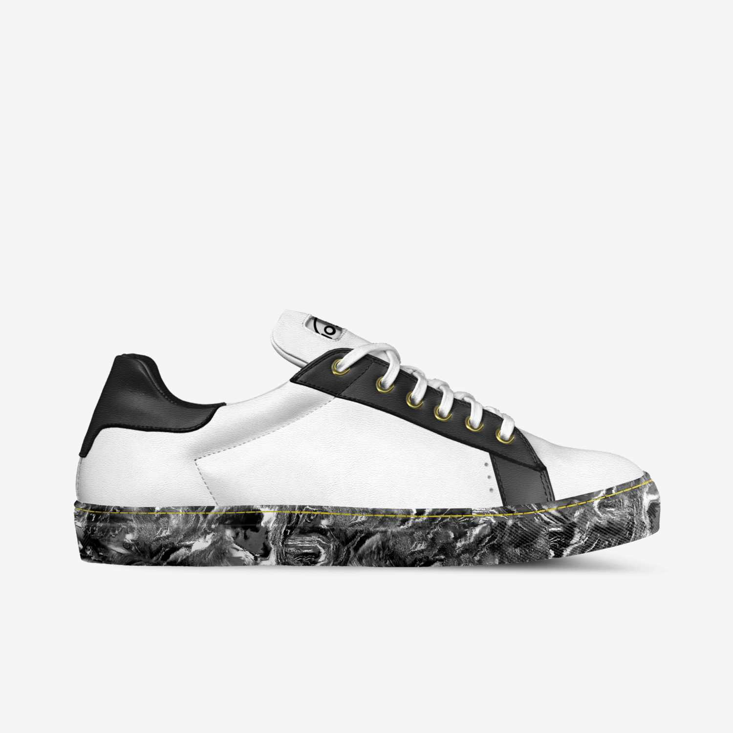 Pure Marble #10 Alceste Shoes alcesteshoes pure marble 10 shoes side