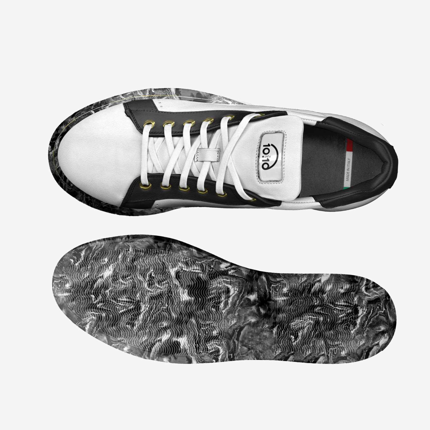 Pure Marble #10 Alceste Shoes alcesteshoes pure marble 10 shoes top bottom